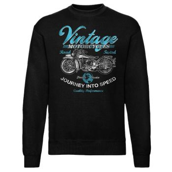 classic COLLEGE MUSTA - VINTAGE MOTORCYCLES (1057)