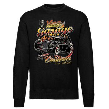 classic COLLEGE MUSTA - VINTAGE GARAGE CUSTOMS (389)