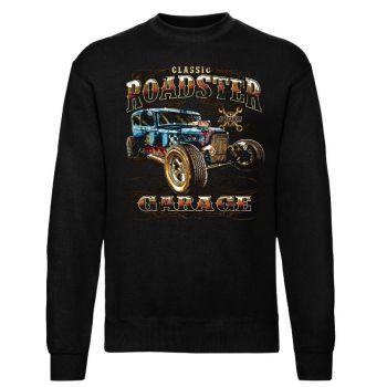 classic COLLEGE MUSTA - HOT ROD ROADSTER GARAGE (617A)