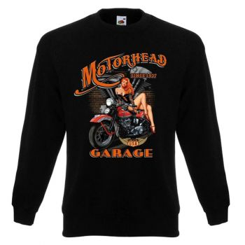 COLLEGE - MOTÖRHEAD GARAGE - PIN UP (875)