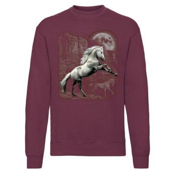 classic COLLEGE Burgundy - WHITE HORSE WILDERNESS (949)