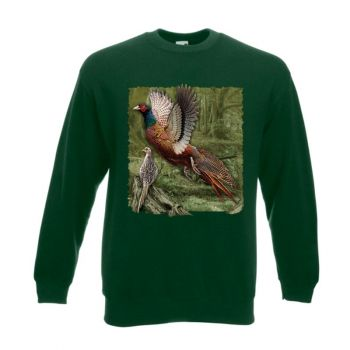 COLLEGE VIHREÄ - RING-NECKED PHEASANT (455)