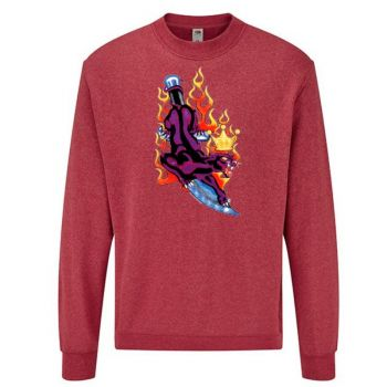 ALE COLLEGE  Heather Red - PANTHER (578)