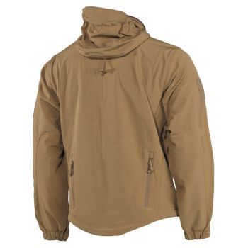 "SOFTSHELL TAKKI ""SCORPION"" COYOTE TAN"