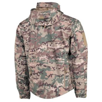 "SOFTSHELL TAKKI ""SCORPION"" OPERATION CAMO"