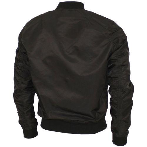 US Airforce Jacket, MA1, black