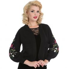 NEULEPAITA - Eternity Rose Cardigan