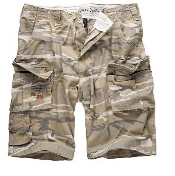 SHORTSIT - TROOPER SHORTS DESERTLIGH - SURPLUS