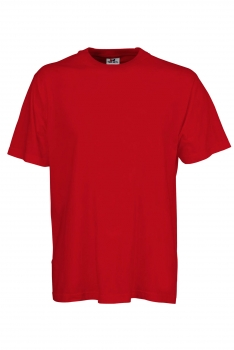BASIC TEE Red