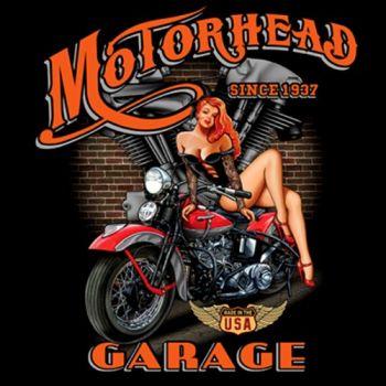 MOTORHEAD GARAGE  (1005)