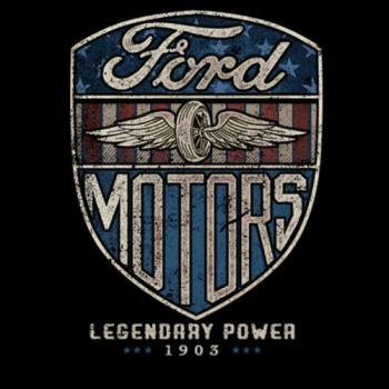 VINTAGE FORD MOTORS (1011)