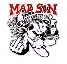 MAD SIN -God save the sin (A1021)