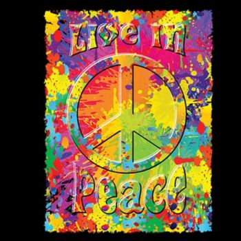 LIVE IN PEACE (1055)
