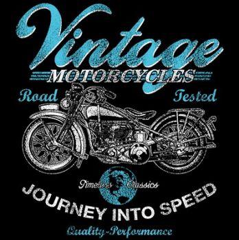 VINTAGE MOTORCYCLES (1057)