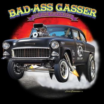 BAD-ASS GASSER (1075)