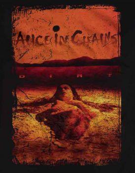 T-PAITA - ALICE IN CHAINS - DIRT ALBUM COVER