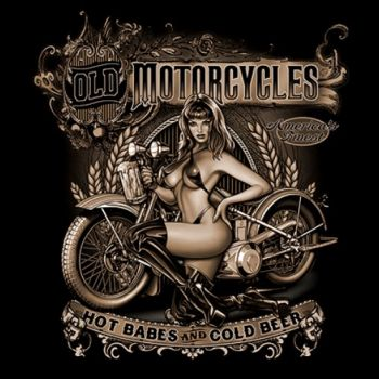 OLD MOTORCYCLES (1091)