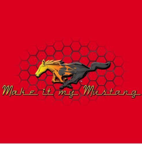 MAKE IT MYMUSTANG (1107)