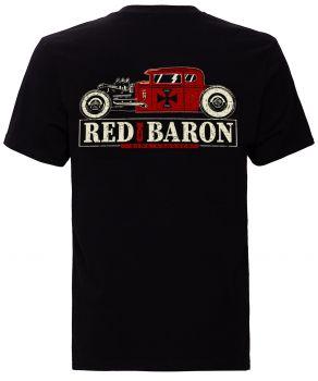 King Kerosin - T-paita - Red Baron