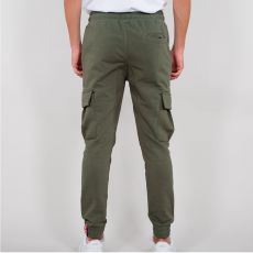COLLEGEHOUSUT OLIVE - Terry Jogger - ALPHA INDUSTRIES