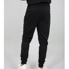 COLLEGEHOUSUT MUSTA - Big Letters Jogger - ALPHA INDUSTRIES