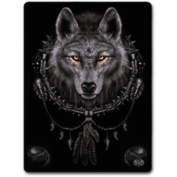 FLEECE HUOPA - WOLF DREAMS (FH001) - SPIRAL