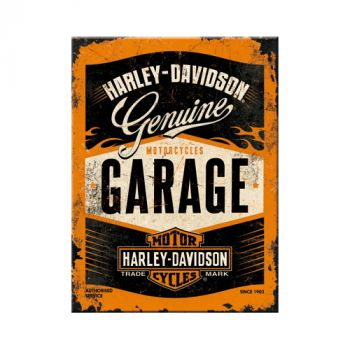 Magneetti Harley-Davidson Garage