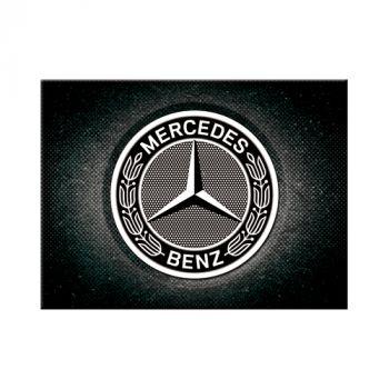 Magneetti Mercedes-Benz - Logo Black