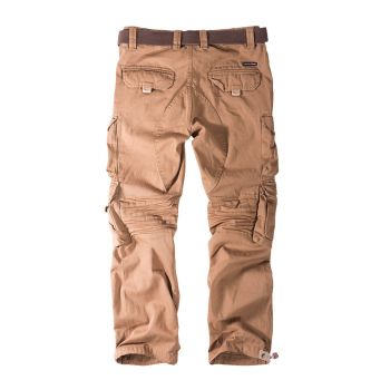 cargo trousers KEN sand -  THOR STEINAR - pituus 34