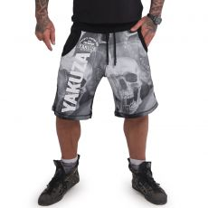 YAKUZA - Muerte Skull Sweat - SHORTSIT