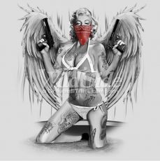 MARILYN - GANGSTER WITH WINGS (862)