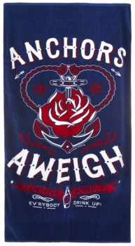 Pyyhe, Anchors Aweigh