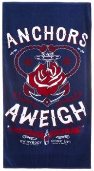 Pyyhe, Anchors Aweigh