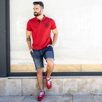 SHORTSIT - jeans shorts Varanger - THOR STEINAR