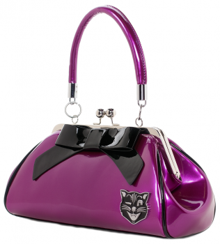 KÄSILAUKKU - Jinx Floozy Purse Purple - SOURPUSS