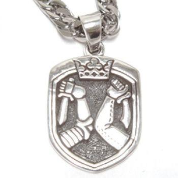 Karjala - Korusetti hopeaa ja terästä