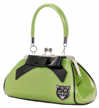 KÄSILAUKKU - Jinx Floozy Purse Green - SOURPUSS