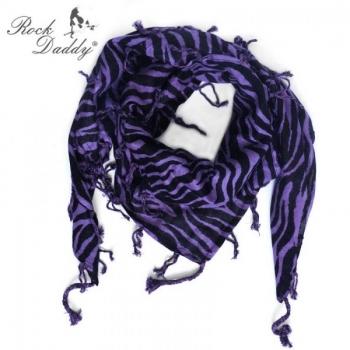 ROCK DADDY Huivi, Seepra violetti