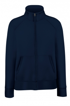 NAISTEN PREMIUM COLLEGE FULL ZIP Deep Navy