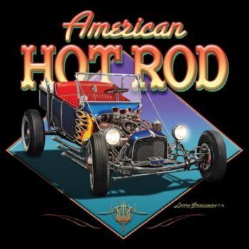 AMERICAN HOT ROD (570A)