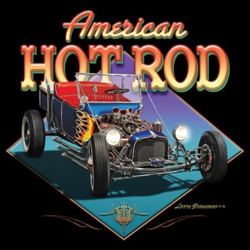 AMERICAN HOT ROD (605A)