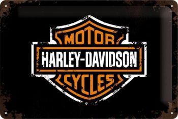Kilpi 20x30 Harley-Davidson logo