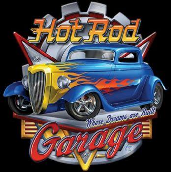 HOT ROD GARAGE (479)