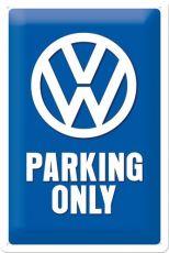 Kilpi 20x30 VW Parking Only