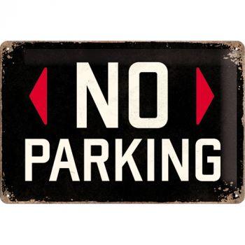 Kilpi 20x30 No parking