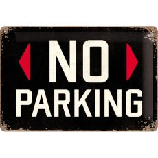 Kilpi 20x30 No parking