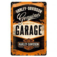 Kilpi 20x30 Harley-Davidson Garage