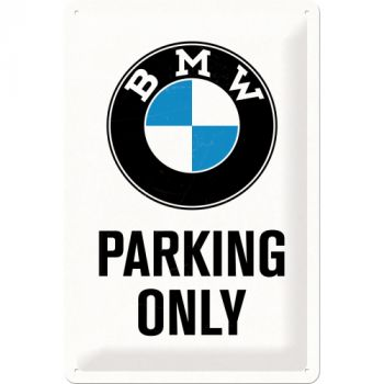 Kilpi 20x30 BMW Parking Only