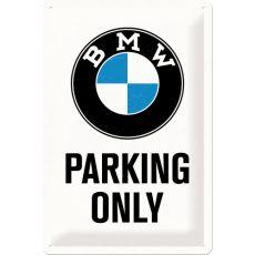 Kilpi 20x30 BMW Parking Only