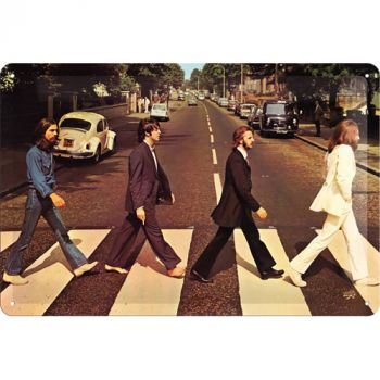 Kilpi 20x30 The Beatles Abbey Road